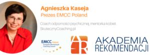 konferencja mentoring, EMCC, Agnieszka Kaseja