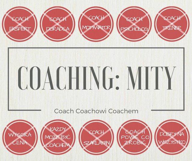 Rozprawmy się z kilkoma mitami o coachingu – tekst crowdwritingowy
