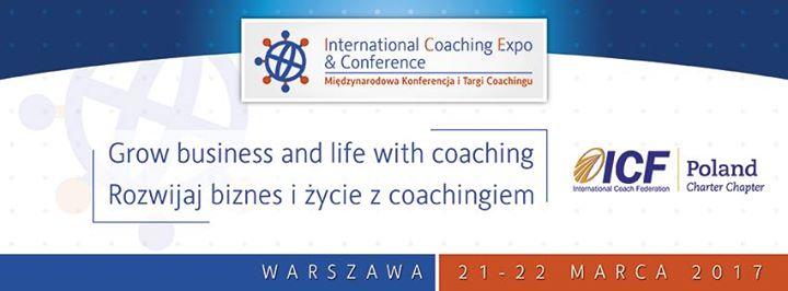 EMCC PL na Konferencji Coachingowej ICF 21-22.03.2017