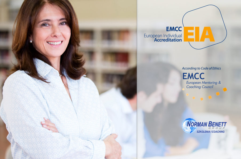 Nowy kurs coachingowy Norman Benett z akredytacją EMCC EIA w cenie