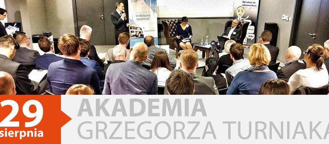 26. Akademia Grzegorza Turniaka poświęcona mentoringowi 29.08.2016