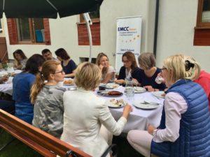 Spotkanie EMCC Poland w Komorowie