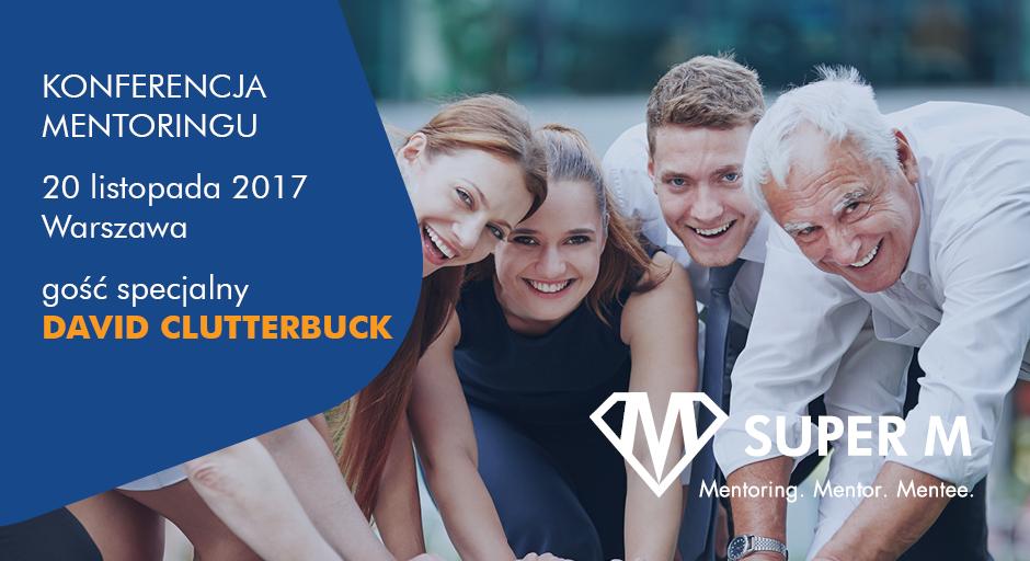 Konferencja mentoringu SUPER M już w listopadzie 2017