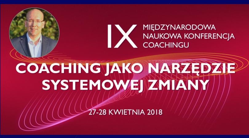 EMCC na IX Konferencji Coachingu na ALK
