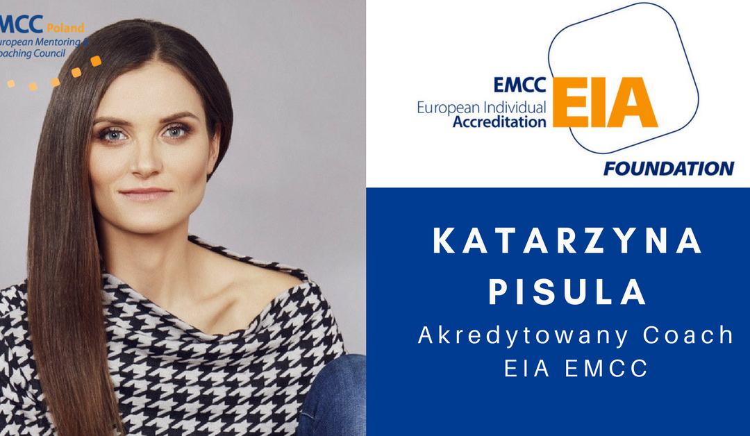 Katarzyna Pisula Akredytowany Coach EIA EMCC