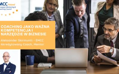 Coaching jako ważna kompetencja i narzędzie w biznesie