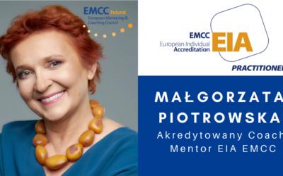 Akredytowany Coach i Mentor Małgorzata Piotrowska