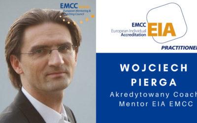 Akredytowany Coach i Mentor Wojciech Pierga