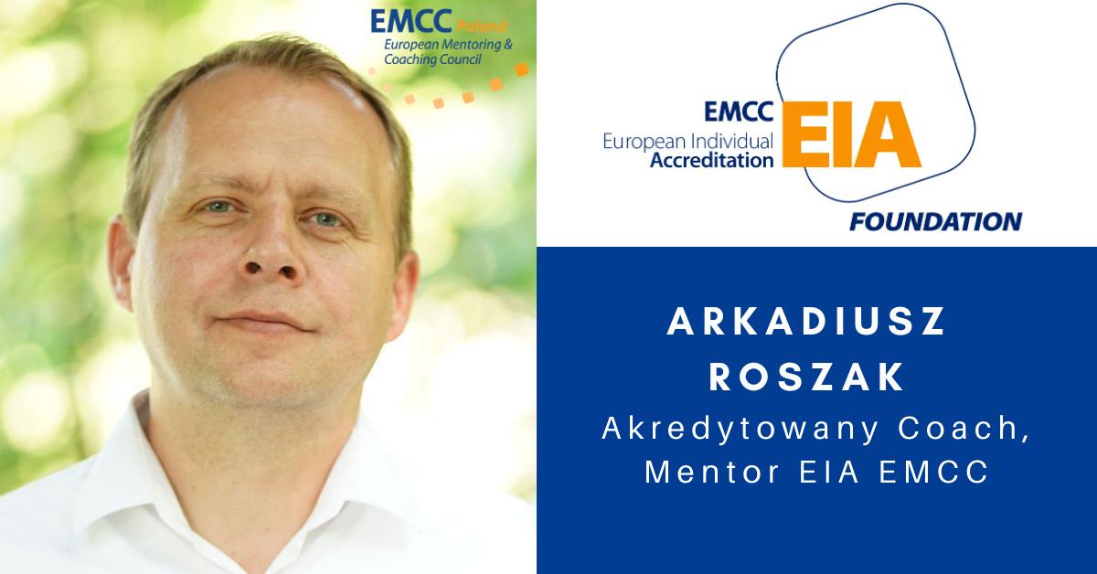 Arkadiusz Roszak EIA EMCC