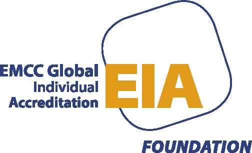 EMCC accreditation - logo - EIA - colour - clear background - F