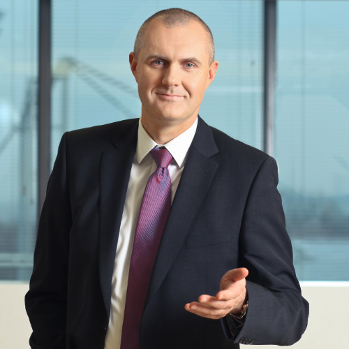 Krzysztof Wisniewski członek zarządu EMCC Poland
