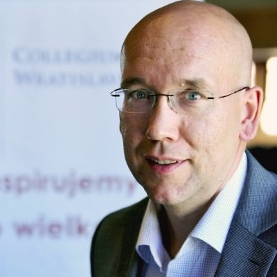 Piotr Jaworski Członek zarządu EMCC Poland