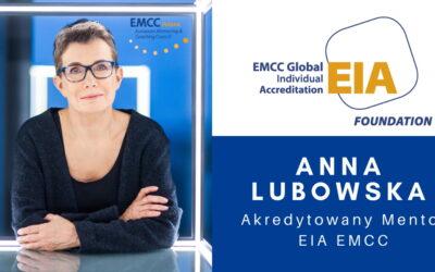 Anna Lubowska akredytowany mentor