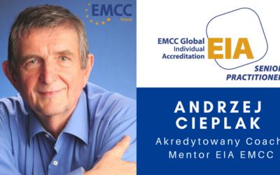 Andrzej cieplak akredytowany coach i mentor emcc