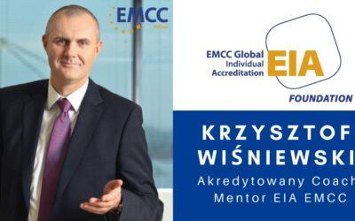 Krzysztof Wiśniewski akredytowany coach i mentor emcc