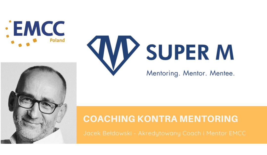 Coaching kontra Mentoring